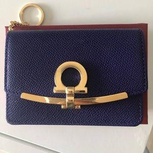 Salvatore Ferragamo compact wallet